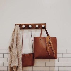 BestSeller!! NWT Madewell The Small Crossbody Tote